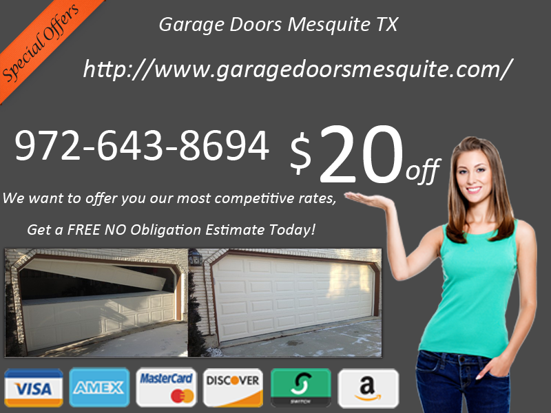 Garage Doors Mesquite Tx Spring Repair And Opener